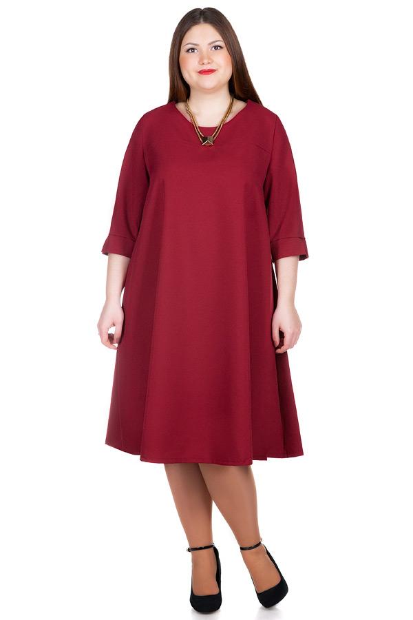 Платье БР Rocsana Бордо