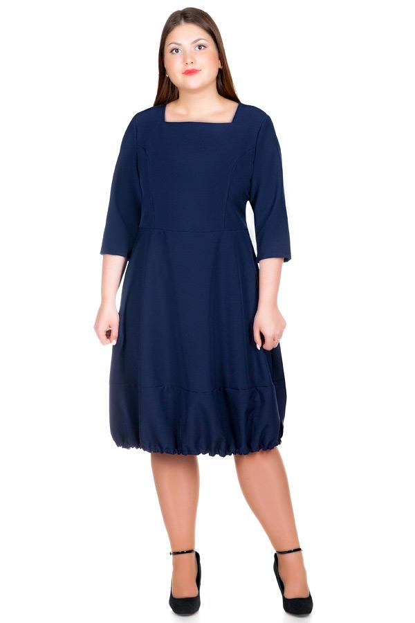 Платье БР Mira Темно-синий