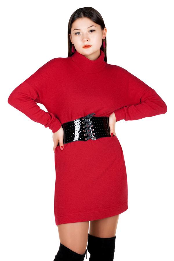 Платье МР Merron Бордо