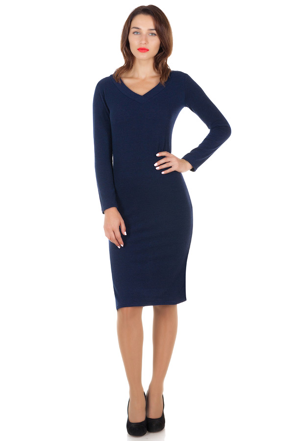 Платье Shirley Темно-синий