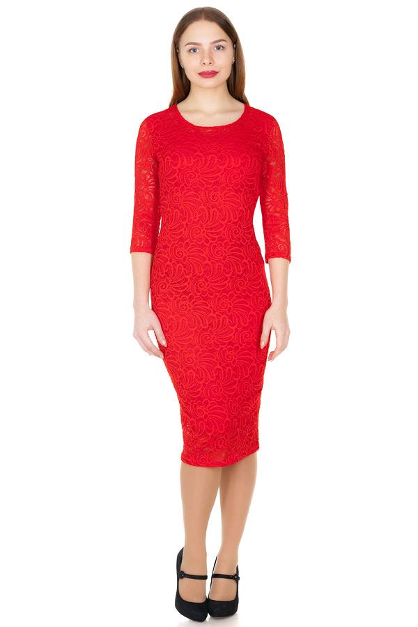 Платье МР Esmeralda Красный