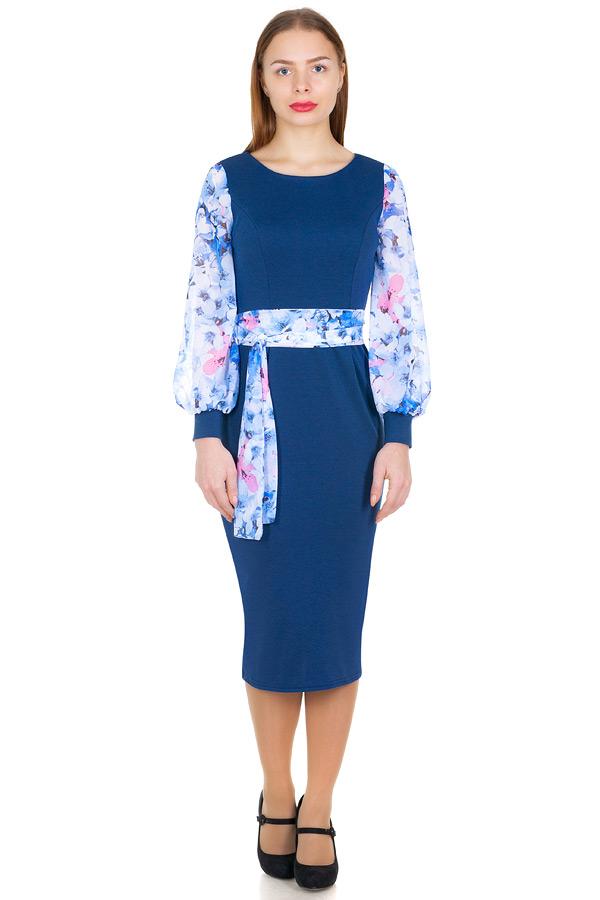 Платье МР Adriana Джинс