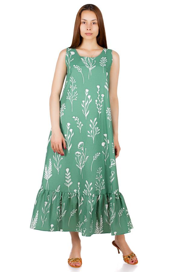 Платье МР Carlota1 Зеленый