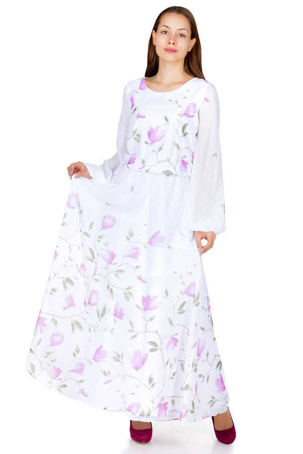 Платье МР Jolenda Сиреневый