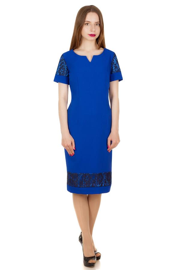 Платье Bridget Василек