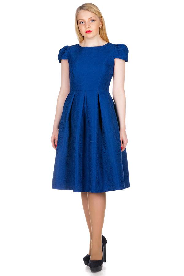 Платье МР Fabia Синий