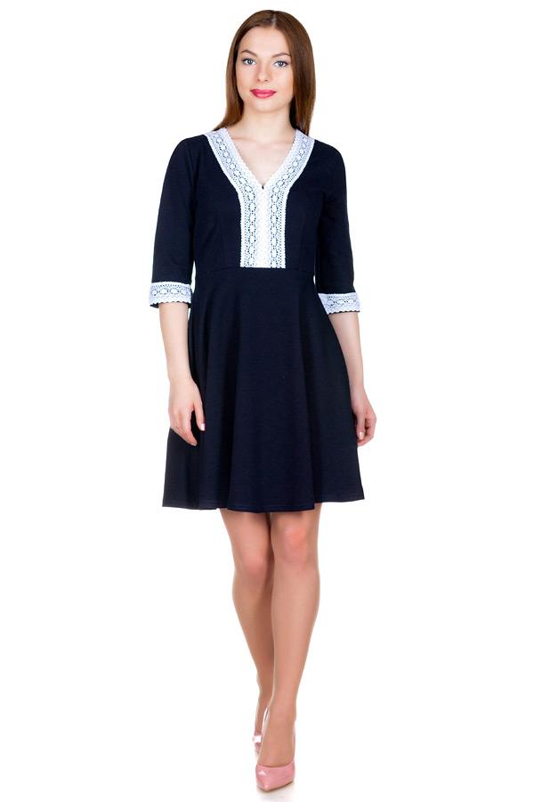 Платье МР Avila Темно-синий