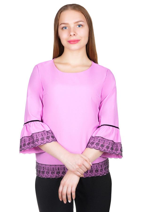 Блуза МР Honora Сирень