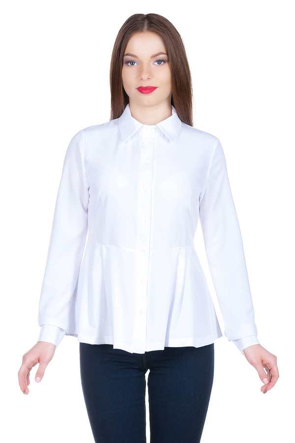 Блуза МР Jocelyn Белый