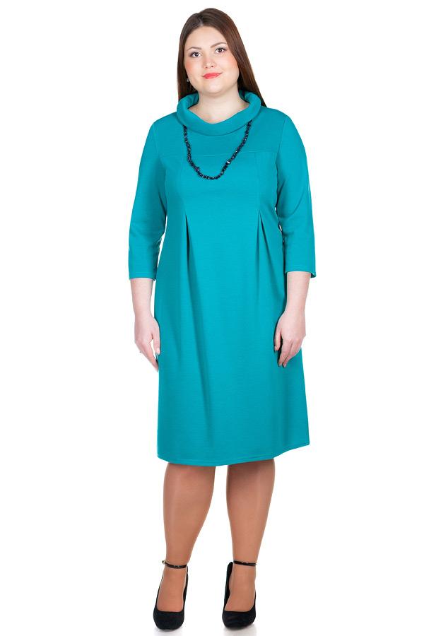 Платье БР Vesta Бирюза