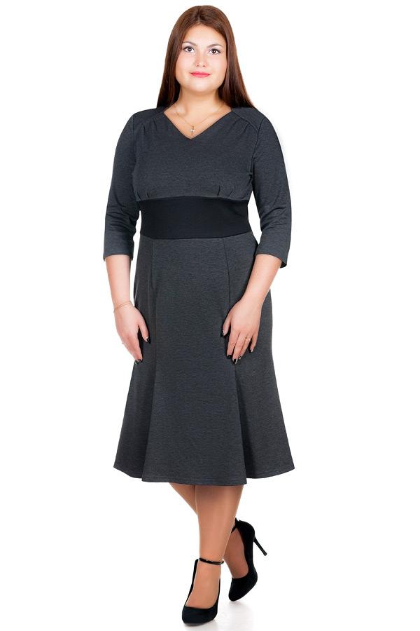 Платье БР Lira Серый