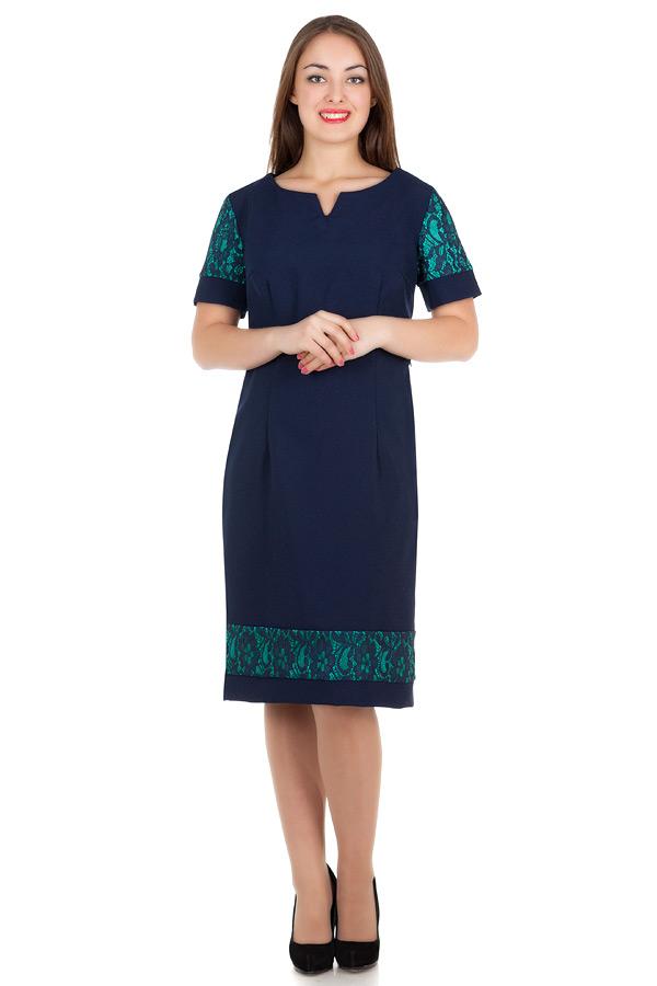 Платье БР Bridget Темно-синий