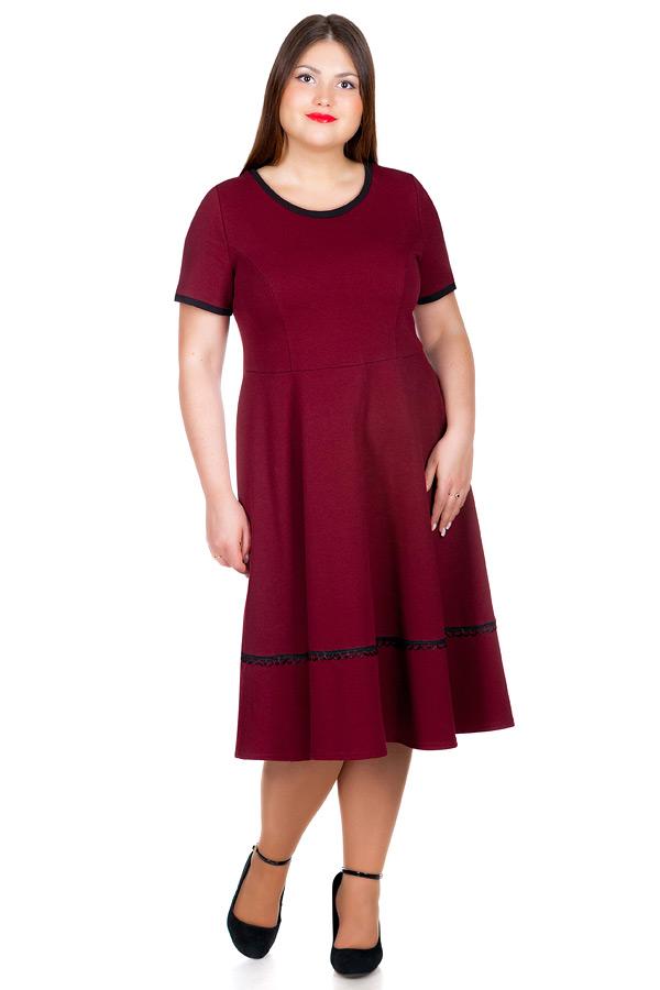 Платье БР Kiara Бордо