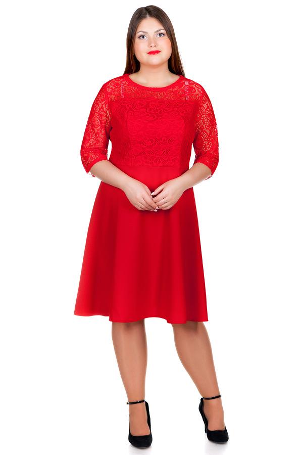 Платье БР Melena Красный