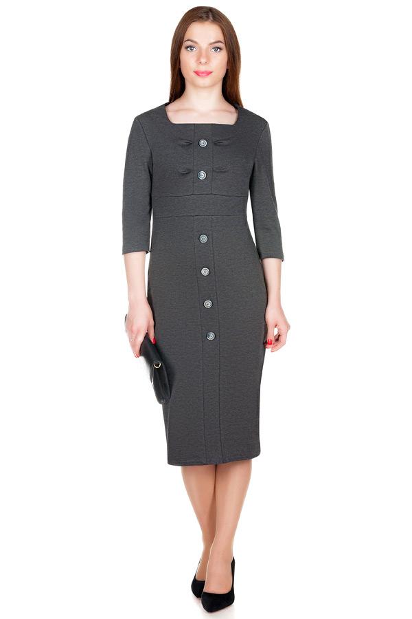 Платье МР Finola Серый