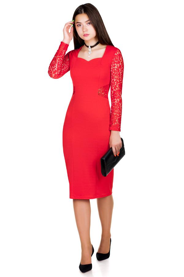 Платье МР Aerin Красный