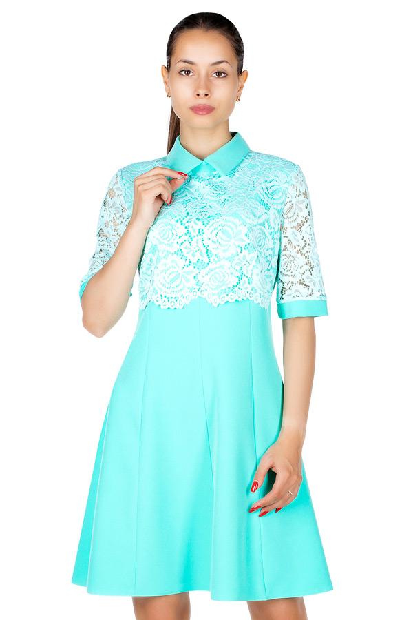 Платье МР Carola Мята