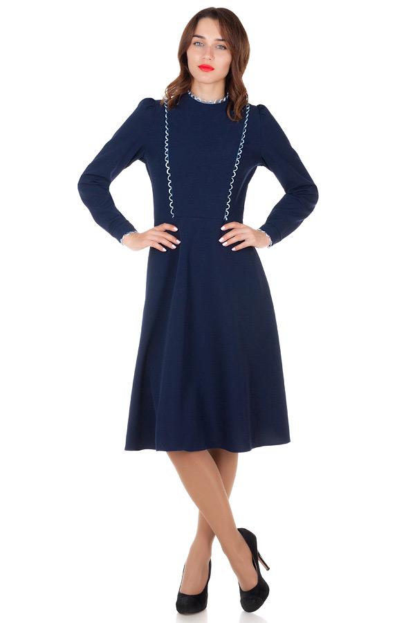 Платье Ariel Темно-синий