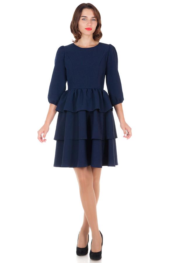 Платье Britney Темно-синий