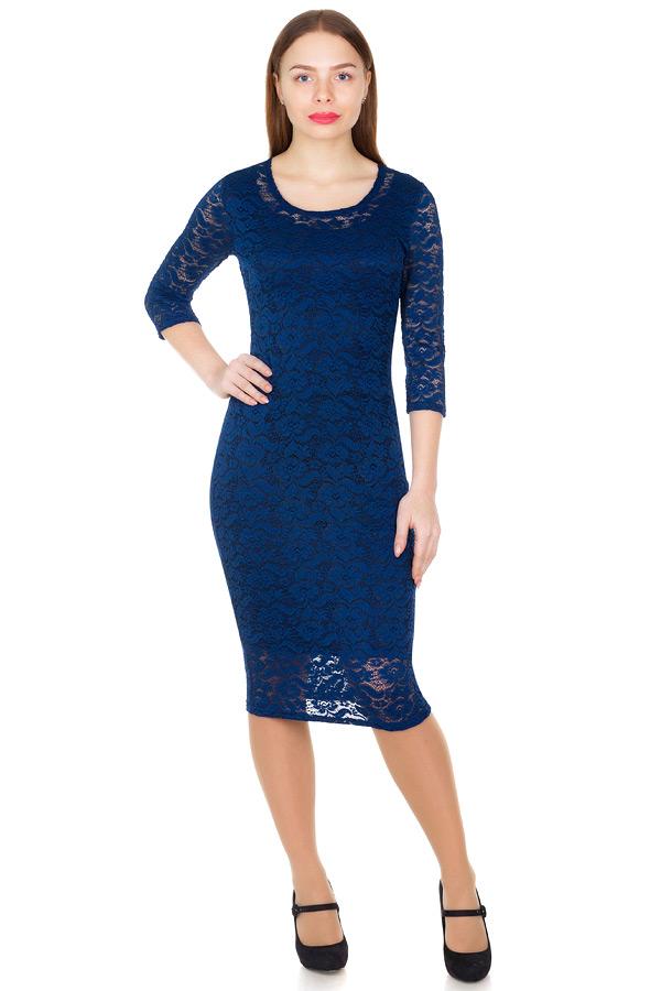 Платье МР Esmeralda Темно-синий