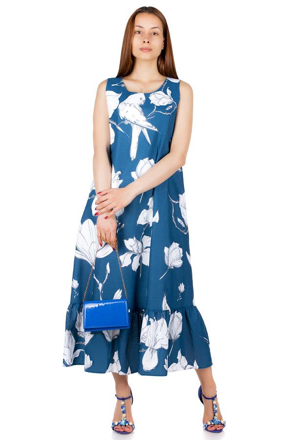 Платье МР Carlota1 Синий