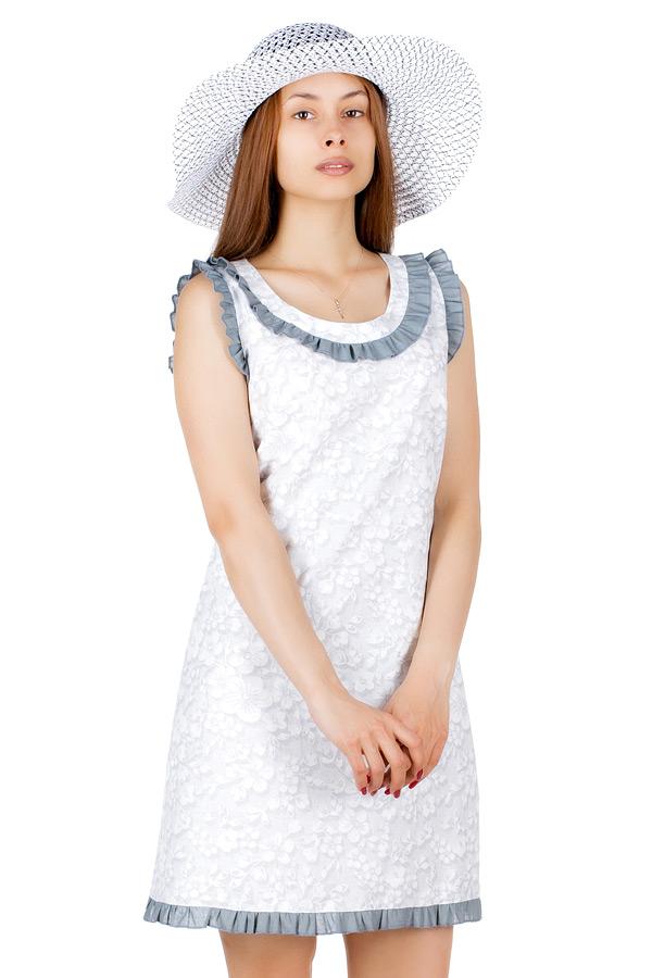 Платье МР Liva Серый