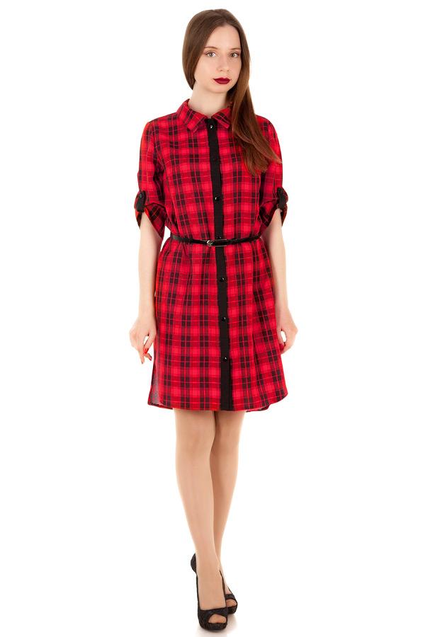 Платье Claudia Красный