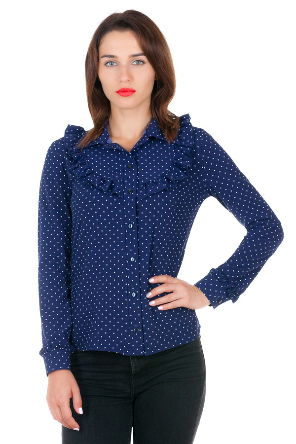 Блуза Kelly Темно-синий