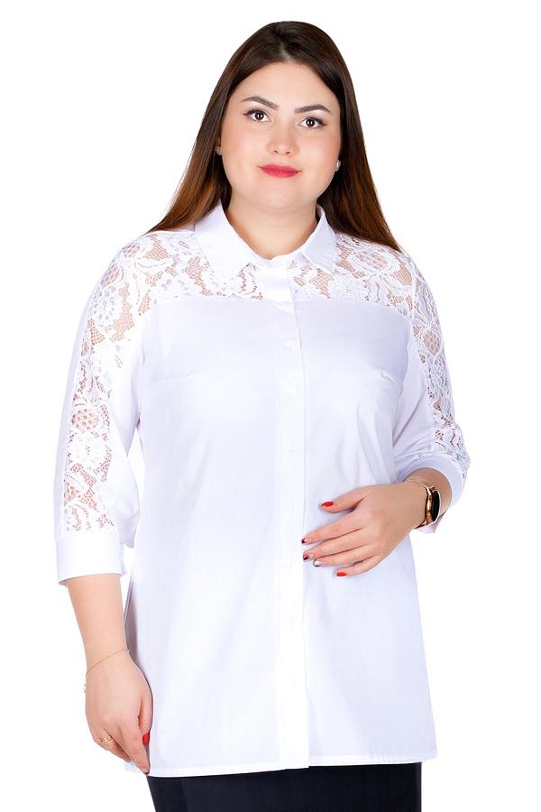 Туника БР Rosanna Белый