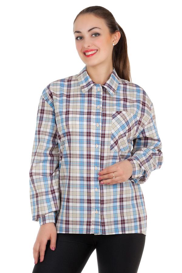 Рубашка БР Janett2 Бежевый