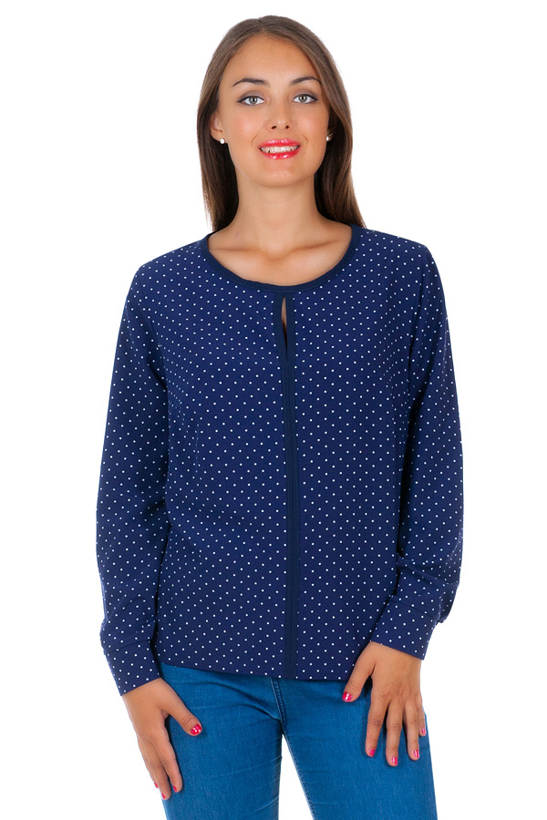 Блуза БР Mandy Темно-синий