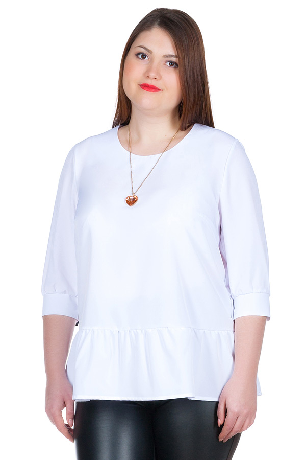 Блуза БР Lucretia Белый