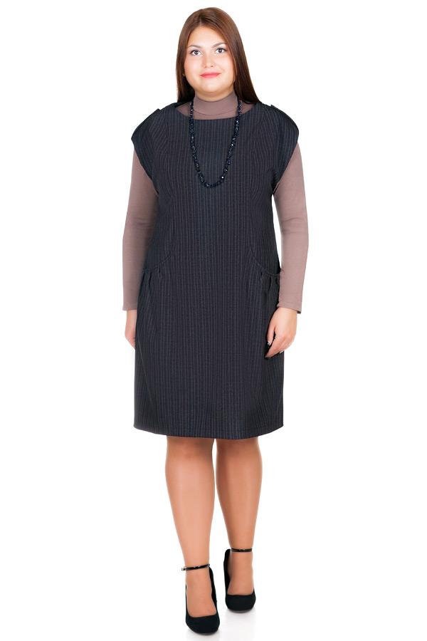 Платье БР Rikarda Серый
