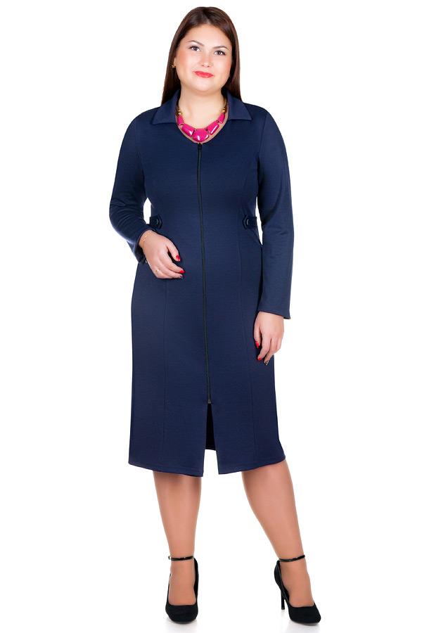 Платье БР Pauline Темно-синий