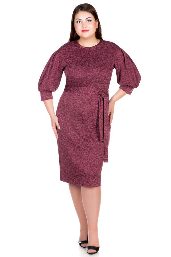 Платье БР Tania Бордо