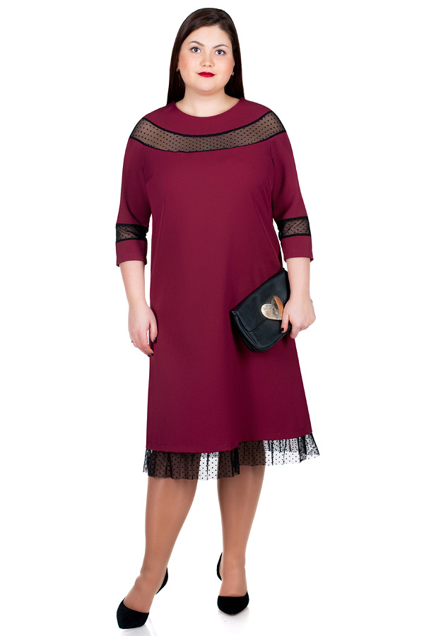 Платье БР Kleopatra Бордо