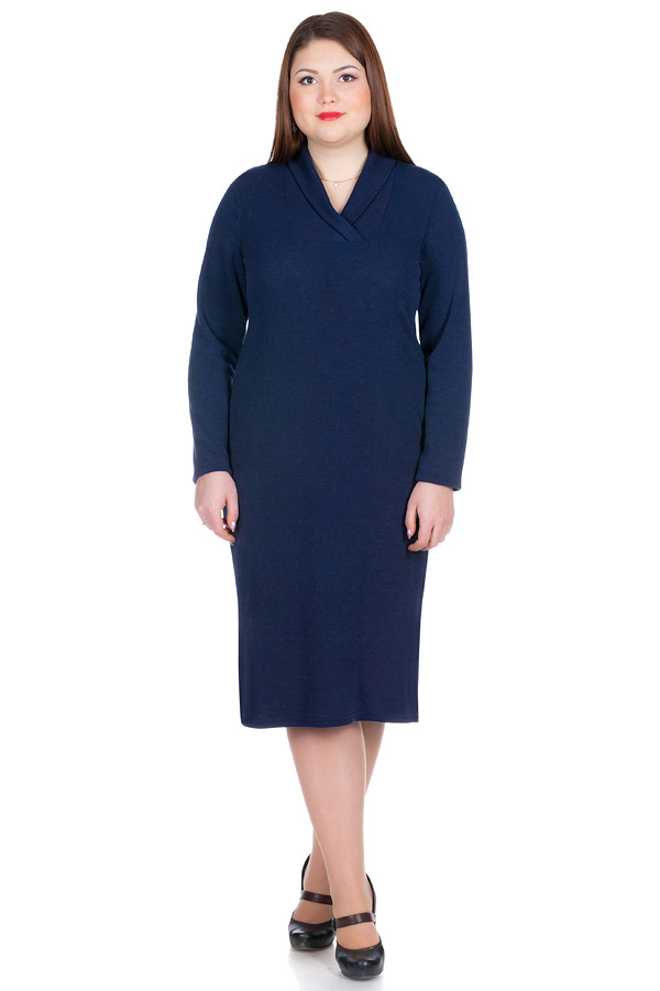 Платье БР Benigna Темно-синий