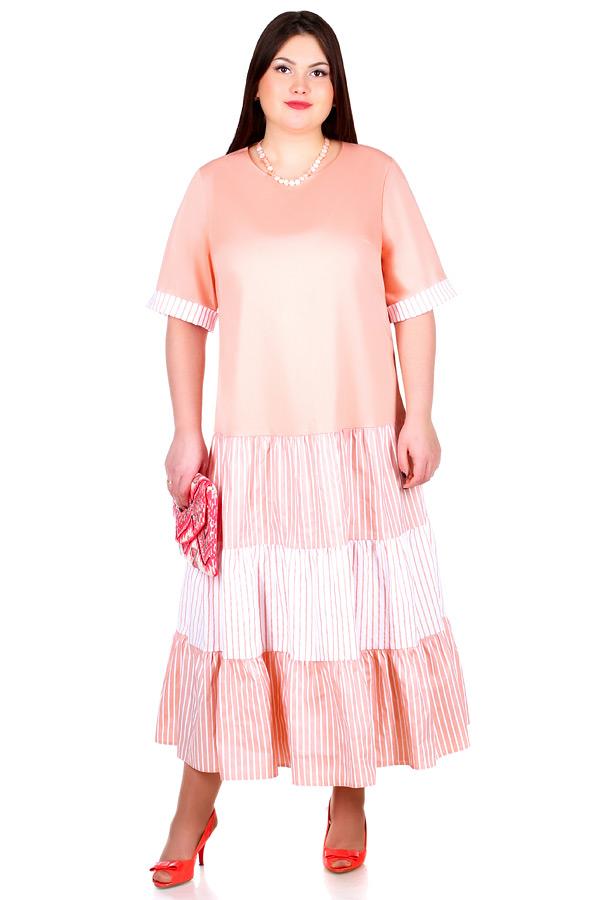 Платье БР Versaviya Персик