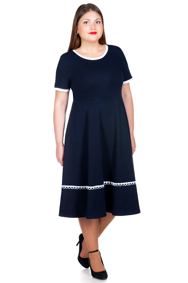 Платье БР Kiara Темно-синий