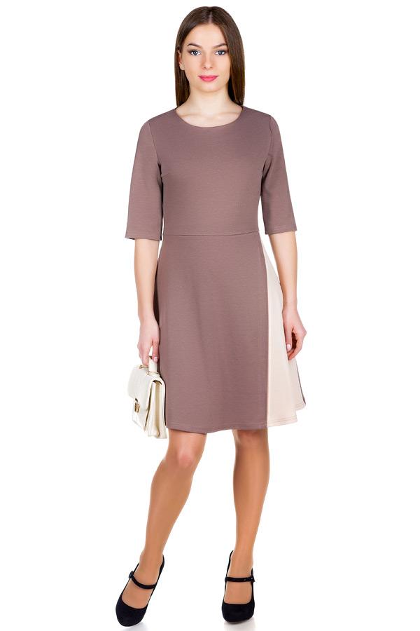Платье МР Biddi Светло-коричневый