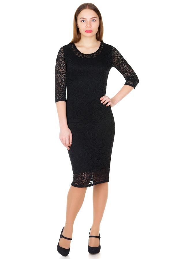 Платье МР Esmeralda Черный