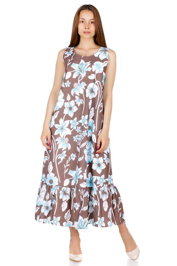Платье МР Carlota1 Шоколад
