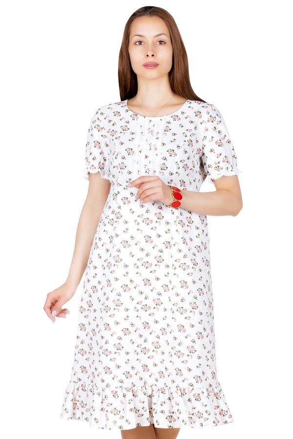 Платье МР Biteg Розочки персиковые