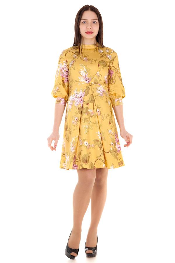 Платье Luisa Желтый