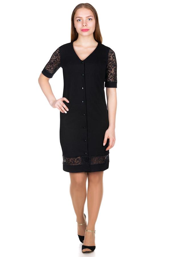 Платье МР Anitra Черный
