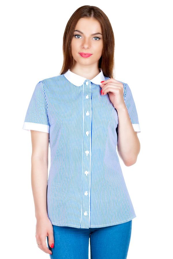 Рубашка МР Rozetta Синий