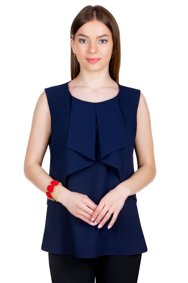 Блуза МР Nollia Темно-синий