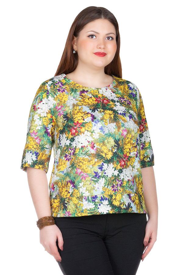 Блуза БР Venna Зеленый