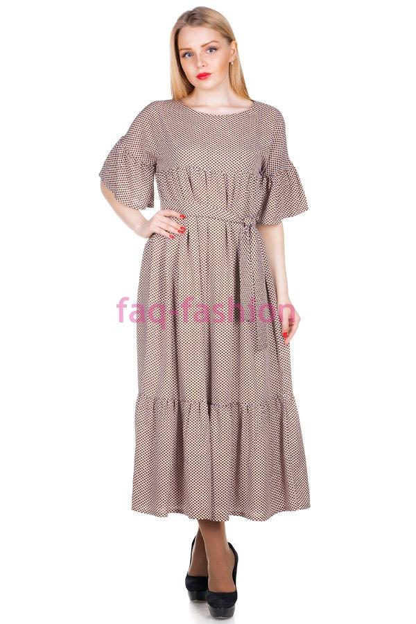 Платье МР Oriana Коричневый