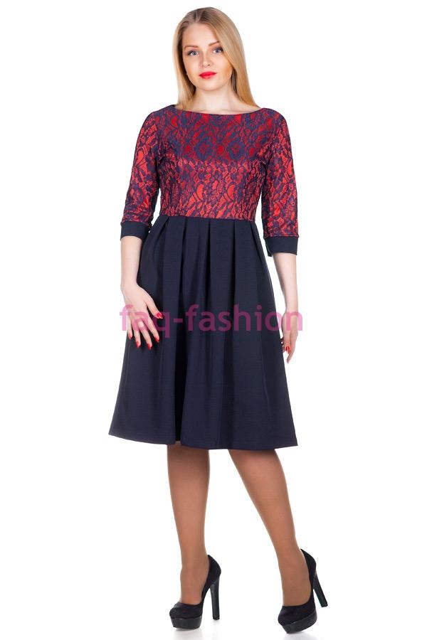 Платье МР Rosina Красный